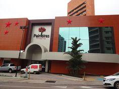 Shopping Paineiras - Iluminação externa de Natal T74Brasil