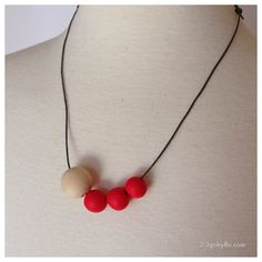 Easy to wear necklace
