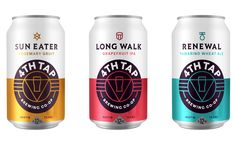 Foxtrot crafted the 4th Tap brand by rooting to the Austin founders' passion for craft beer and mad scientist ethos, creating an iconic visual identity.
