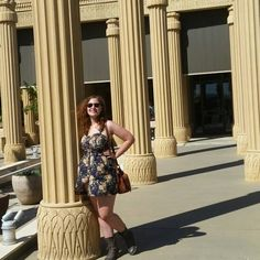 One of my favorite outfits I have ever worn. This was a year or so ago when I was at a gorgeous winery in Napa.