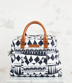 Diaper Bag - Graphic Devotion - | Elodie Details