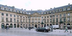 place vendome - Google Search