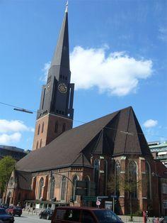 St. Jacobi church, Hamburg, Germany