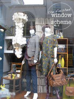 boutique window scheme