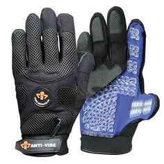 Impacto BG408 Anti-Vibration Mechanic's Air Work Glove