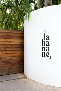 May 2013 Issue - The minimalist exterior of La Banane Hotel Signage, Hotel Branding, Design Web, Editorial Design, Estilo Tropical, Minimal Architecture, St Barts, Villa, Yoga Art