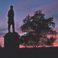 Barlow's Knoll - Gettysburg