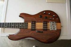 Nice Wood Ibanez Bass