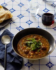 Richly spiced, hearty, and fragrant, this traditional North African soup is the perfect antidote to a pesty cold.