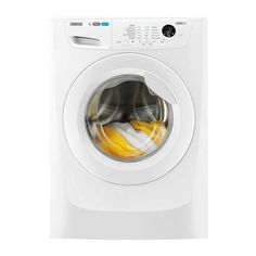 Zanussi's ZWF91283W washing machine has a huge 9kg capacity and clever features for powerful cleaning results. Click here to find out more.