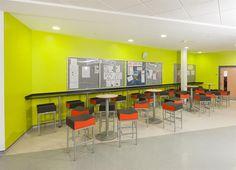 North Lanarkshire Schools & Centres 21 Dining Area, Schools, Centre, Table, Furniture, Home Decor, Decoration Home, Room Decor, Tables