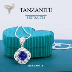The classy and opulent appearance of the pendant renders a divine look when blueish violet radiance blends with white sparkle of diamond. It possesses flawless clarity.
