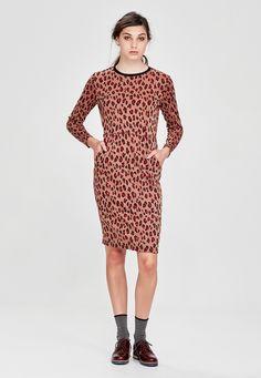 Leopard Spots dress