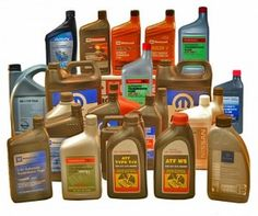 Fluid checks and various types of automatic transmission fluid