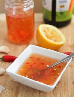 1 cup warm water1/4 cup fish sauce2 cloves garlic, finely chopped2 1/2 tablespoons sugar1 teaspoon white vinegarjuice of 1/2 lemon or 1 lime2 red chillies, finely choppe