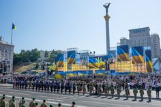 Марш Независимости, 24 годовщина Независимости Украины