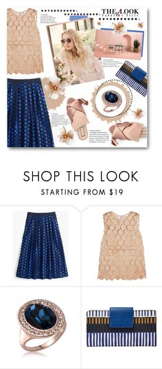"""LA MIA CARA COCKTAIL RINGS/Contest with prize"" by anitadz ❤ liked on Polyvore featuring J.Crew, Marni, N°21, Jimmy Choo and FOSSIL"
