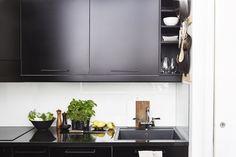 Black kitchen | Fantastic Frank