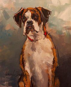 Custom-Pet-Portrait_Boxer