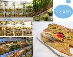 Quick, healthy meals at Cojean ...GF options