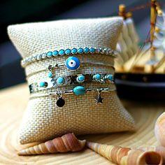 Bracelet Set, Cuff Bracelets, Bangles, Boho Jewelry, Unique Jewelry, Custom Jewelry Design, Jewels, Handmade Gifts, Earrings