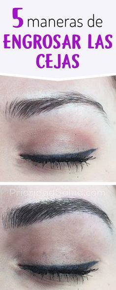 5 tricks to thicken your eyebrows naturally – Beauty Beauty Care, Beauty Skin, Beauty Makeup, Eye Makeup, Beauty Hacks, Hair Beauty, Half Up Curls, Inverted Bob Hairstyles, Diy Wedding Hair