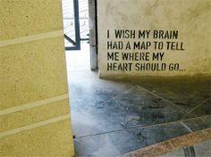 http://streetheart-berlin.de Streetart I wish my brain....  STREET HEART präsentiert Euch ausgesuchte Berliner und internationale Street Art auf hochwertigem Canvas-Leinwand Print.  Die Bilder sind fertig auf H