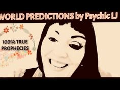PSYCHIC LJ , GREAT AWAKENING , PSYCHIC SHOW , PREDICTIONS OF GLOBAL EVEN... Secret Space, Great Awakening, Psychic Readings, Tarot Reading, Free Reading, Time Travel, Events