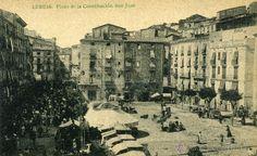 LÉRIDA - PLAZA DE LA CONSTITUCIÓN , SAN JUAN - Foto 1