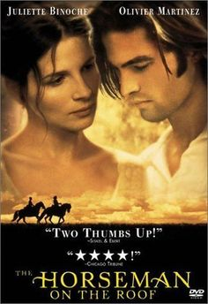 Directed by Jean-Paul Rappeneau. With Olivier Martinez, Juliette Binoche, Pierre Arditi, François Cluzet. In a time of war and disease, a young officer gallantly tries to help a young woman find her husband. Jean Paul Rappeneau, Jean Giono, Olivier Martinez, Shot Film, Juliette Binoche, French Movies, Classic Movies, Romantic Films, Solange