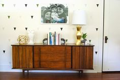 Oleander and Palm: Thrifting Thursday - Midcentury Credenza and Side ...
