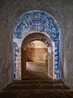 #doorway Setúbal, Portugal - Pousada