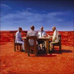 Muse ~ Black Holes And Revelations [album cover designed by Storm Thorgerson] Storm Thorgerson, Dream Theater, Iconic Album Covers, Music Album Covers, Music Albums, Pink Floyd, The Mars Volta, Muro Rock, Alternative Metal