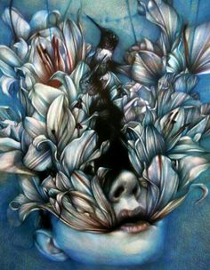 Italian artist Marco Mazzoni, who we have featured on the site and will be featured in the December issue of Juxtapoz, just opened a new series of col. A Level Art, Coloured Pencils, Italian Artist, Weird Art, Realism Art, Magazine Art, Figurative Art, Traditional Art, Art Inspo
