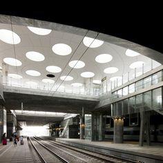 Station Hyllie by Metro Arkitekter
