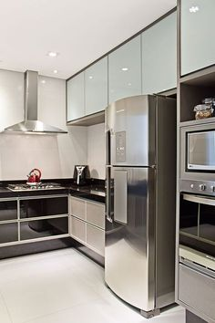 We have a wide experience in design and Kitchen Remodeling. Our portfolio reflects our experience and expertise in the kitchen design and remodeling. Kitchen Interior, Kitchen Decor, Kitchen Design, Kitchen Sets, New Kitchen, Kitchen Cabinets, Kitchen Appliances, Interior Decorating, Interior Design