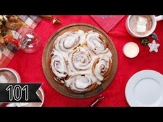 How To Make Homemade Cinnamon Rolls - Tasty video recipe, ingredients list and easy step by step instructions. Breakfast Desayunos, Breakfast Recipes, Dessert Recipes, Desserts, Breakfast Quotes, Key Lime, Sour Cream, Food Network Recipes, Cooking Recipes