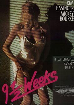 Top 50 des affiches de films les plus sexy du l'histoire du cinéma