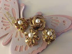 14kGoldClasps for single pearl necklace.  #pearl  www.iseya-japan.com/en