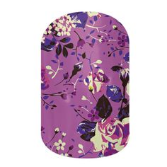 Orchid Bouquet nail wraps 2014 Color of the Year: Orchid Featuring the color of the year, these nail wraps are a small taste of what is to come in our new Spring Summer 2014 Catalog.
