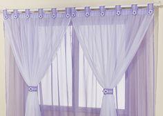 ideias de cortina para sala - Pesquisa Google