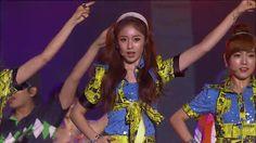 【TVPP】T-ara - Roly Poly, 티아라 - 롤리폴리 @ Incheon Korean Music Wave Live