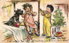 Germaine Bouret (Allo Père Noël, t'as oublié la méthode pour la trompette à Bébert)