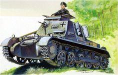 Luftwaffe, Tank Warfare, Rc Tank, Armored Fighting Vehicle, Panzer, People Art, Armored Vehicles, Military Art, World War Two