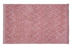 Earth Washable Rug in Canyon Rose design by Lorena Canals Lorena Canals, Different Tones, Washable Rugs, Zig Zag Pattern, Burke Decor, Pink Tone, Cozy Room, New Home Designs, Rose Design