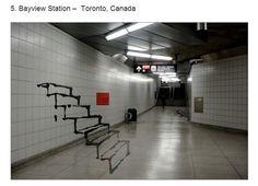 Bayview Station-Tronto-CANADA