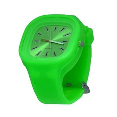 Metallic Watch Lime, $29, now featured on Fab.