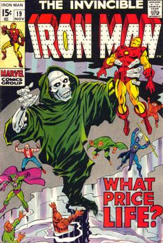 COMIC_iron_man_24 #comic #cover #art