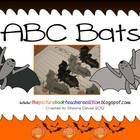 This is a set of 16 bats - 8 black, 8 gray - with first grade sight words on them (from, make, been, down, our, put, here, their, look, come, good,...