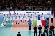 26 giugno 2011: la nazionale maschile maggiore torna a Padova